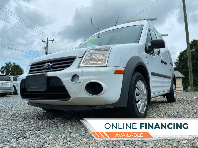 2010 Ford Transit Connect for sale at Prime One Inc in Walkertown NC