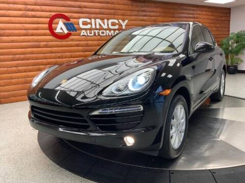 2012 Porsche Cayenne for sale at Dixie Motors in Fairfield OH