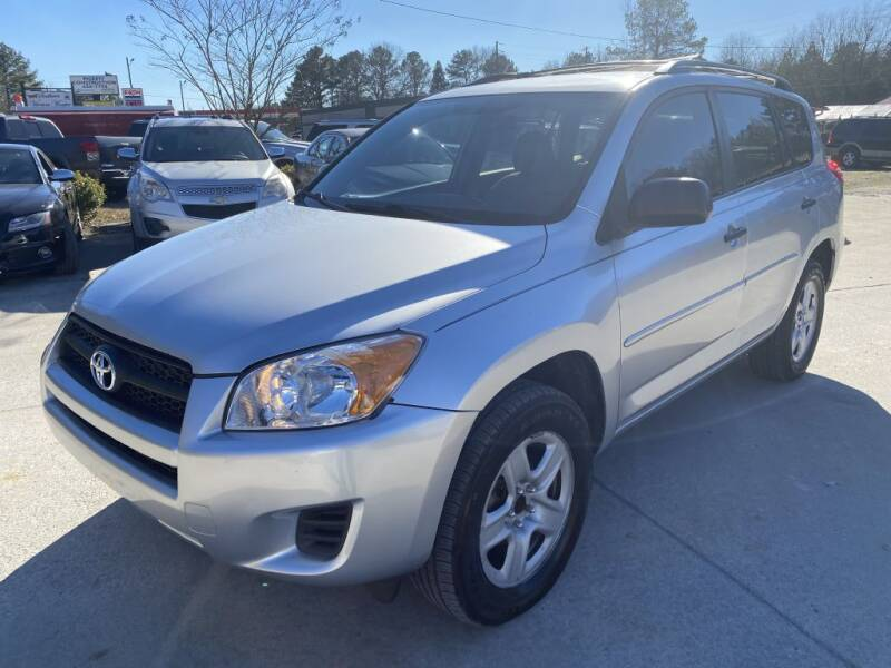 2011 Toyota RAV4 for sale at Auto Class in Alabaster AL