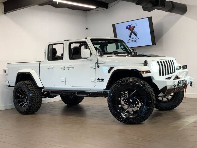 2020 Jeep Gladiator for sale at TX Auto Group in Houston TX
