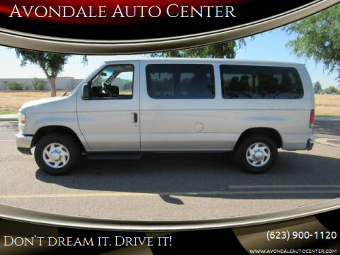 2010 Ford E-Series Wagon for sale at Avondale Auto Center in Avondale AZ