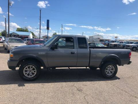 2007 Ford Ranger for sale at AFFORDABLY PRICED CARS LLC in Mountain Home ID