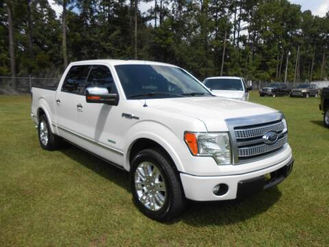 2012 Ford F-150 for sale at Jeff's Auto Wholesale in Summerville SC