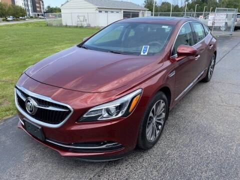 2017 Buick LaCrosse for sale at Cappellino Cadillac in Williamsville NY