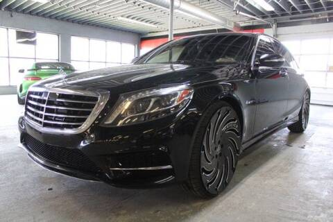 2015 Mercedes-Benz S-Class for sale at Road Runner Auto Sales WAYNE in Wayne MI