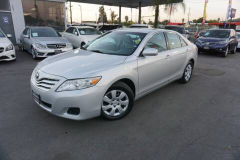 2011 Toyota Camry for sale at Industry Motors in Sacramento CA