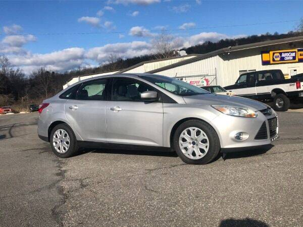 2012 Ford Focus for sale at BARD'S AUTO SALES in Needmore PA