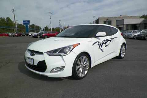 2012 Hyundai Veloster for sale at Paniagua Auto Mall in Dalton GA