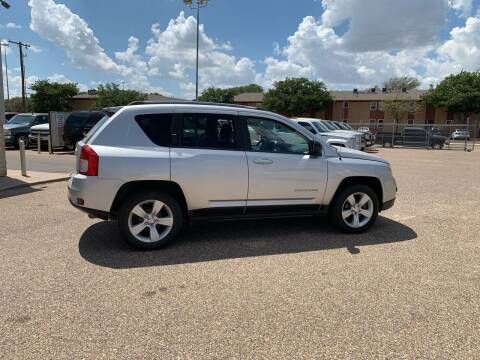 2013 Jeep Compass for sale at Chaparral Motors in Lubbock TX