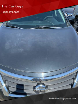 2014 Nissan Altima for sale at The Car Guys in Tucson AZ