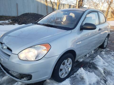 2009 Hyundai Accent for sale at Flex Auto Sales in Cleveland OH