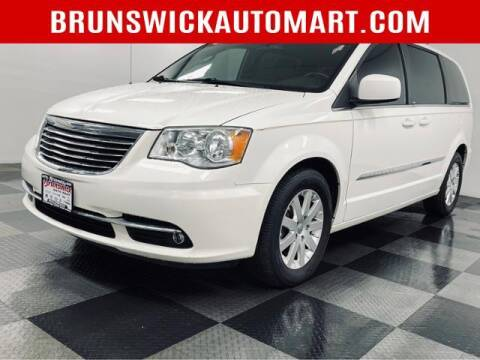 2013 Chrysler Town and Country for sale at Brunswick Auto Mart in Brunswick OH