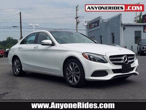 2016 Mercedes-Benz C-Class for sale at ANYONERIDES.COM in Kingsville MD