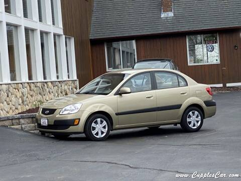 2006 Kia Rio for sale at Cupples Car Company in Belmont NH