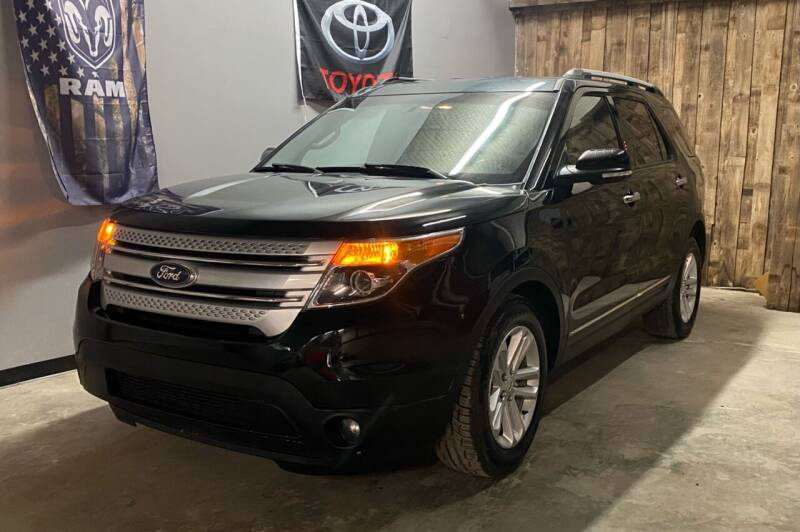 2013 Ford Explorer for sale at AUTO-MEX in Caddo Mills TX