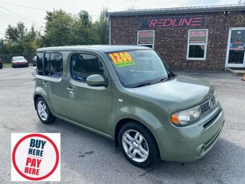 2009 Nissan cube for sale at Redline Motorplex,LLC in Gallatin TN