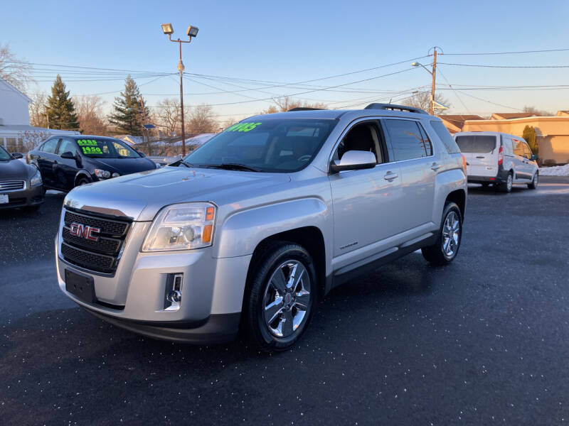 2014 GMC Terrain for sale at Majestic Automotive Group in Cinnaminson NJ