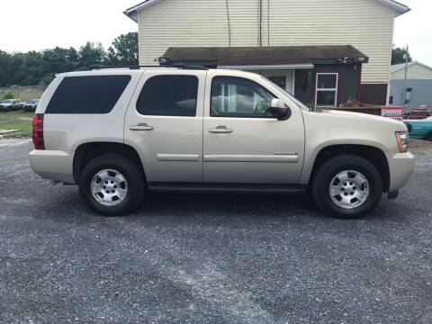 2008 Chevrolet Tahoe for sale at PENWAY AUTOMOTIVE in Chambersburg PA