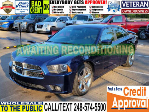 2013 Dodge Charger for sale at North Oakland Motors in Waterford MI