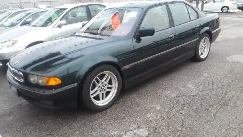 2000 BMW 7 Series for sale at BBC Motors INC in Fenton MO