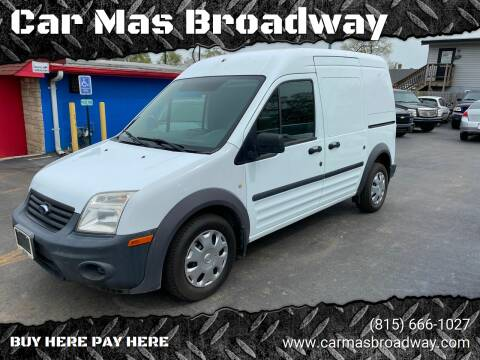 2013 Ford Transit Connect for sale at Car Mas Broadway in Crest Hill IL