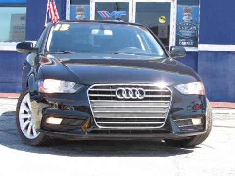 2013 Audi A4 for sale at VIP AUTO ENTERPRISE INC. in Orlando FL