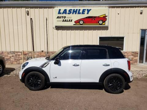 2014 MINI Countryman for sale at Lashley Auto Sales in Mitchell NE