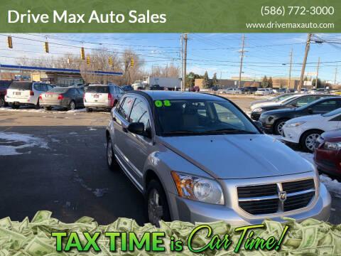 2008 Dodge Caliber for sale at Drive Max Auto Sales in Warren MI