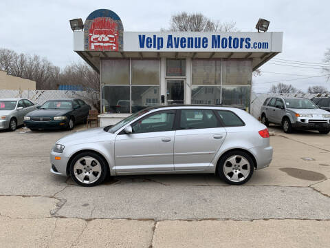 2006 Audi A3 for sale at Velp Avenue Motors LLC in Green Bay WI