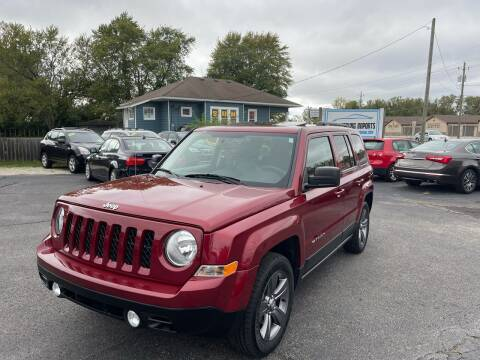 2015 Jeep Patriot for sale at Brownsburg Imports LLC in Indianapolis IN