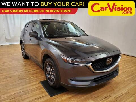 2018 Mazda CX-5 for sale at Car Vision Mitsubishi Norristown in Trooper PA