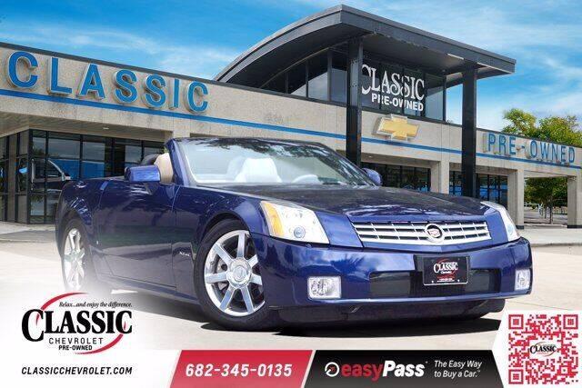 2007 Cadillac XLR for sale in Grapevine, TX