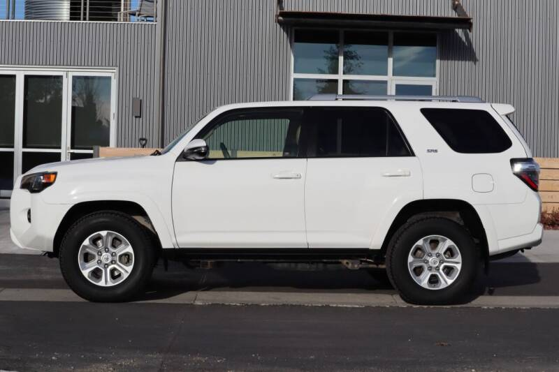 2015 Toyota 4Runner for sale at Sun Valley Auto Sales in Hailey ID