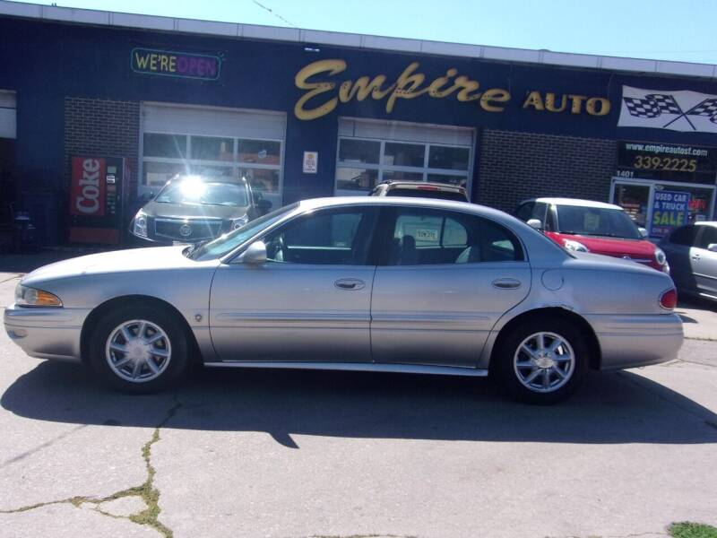 2004 Buick LeSabre for sale at Empire Auto Sales in Sioux Falls SD
