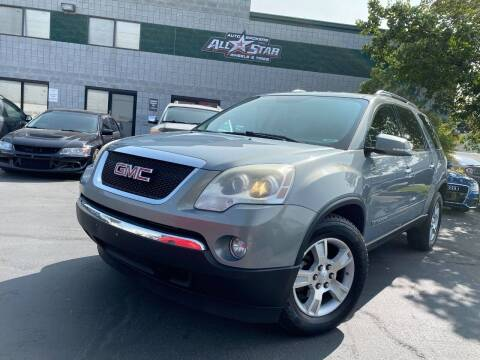 2007 GMC Acadia for sale at All-Star Auto Brokers in Layton UT