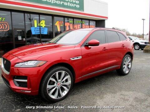 2017 Jaguar F-PACE for sale at Gary Simmons Lease - Sales in Mckenzie TN