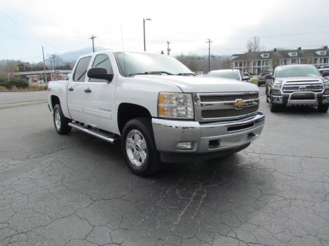 2012 Chevrolet Silverado 1500 for sale at Hibriten Auto Mart in Lenoir NC