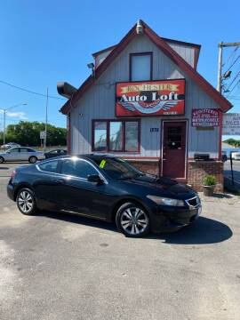 2009 Honda Accord for sale at Atlantic Auto Brokers in Rochester NY