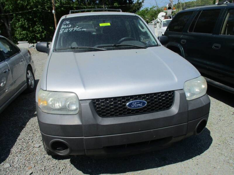 2006 Ford Escape for sale at FERNWOOD AUTO SALES in Nicholson PA