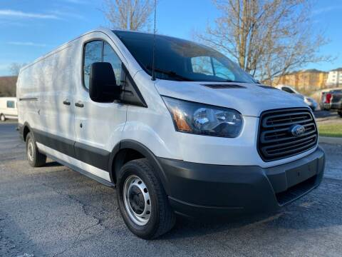 2017 Ford Transit Cargo for sale at HERSHEY'S AUTO INC. in Monroe NY