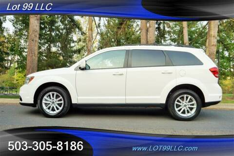 2015 Dodge Journey for sale at LOT 99 LLC in Milwaukie OR