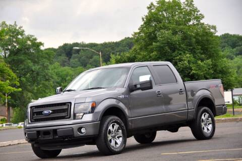 2014 Ford F-150 for sale at T CAR CARE INC in Philadelphia PA