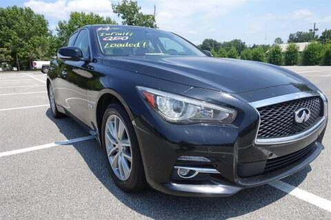 2014 Infiniti Q50 Hybrid for sale at Womack Auto Sales in Statesboro GA