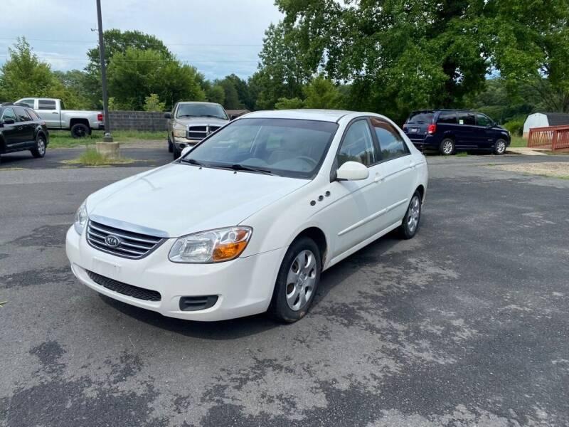 2008 Kia Spectra for sale at Auto Land Inc - Autoland of Thornburg in Spotsylvania VA