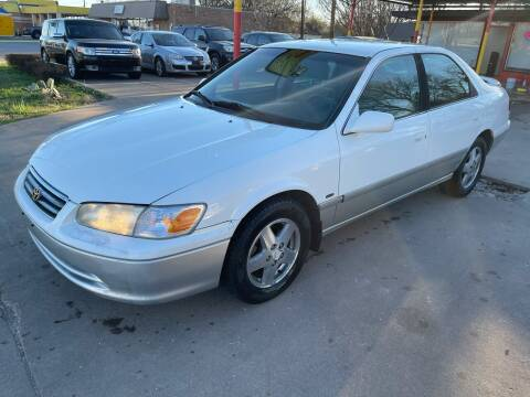 2001 Toyota Camry for sale at Texas Select Autos LLC in Mckinney TX