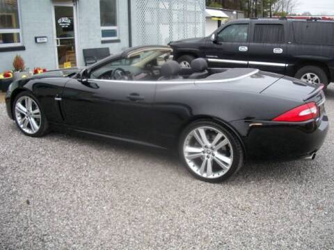 2010 Jaguar XK for sale at Classic Car Deals in Cadillac MI