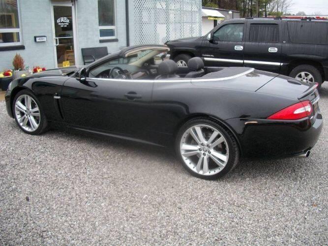 2010 Jaguar XK for sale in Cadillac, MI