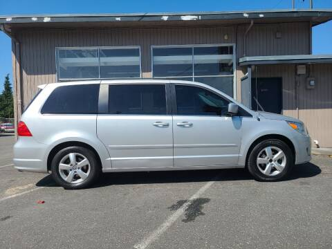 2009 Volkswagen Routan for sale at Westside Motors in Mount Vernon WA