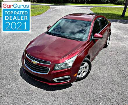 2015 Chevrolet Cruze for sale at Brothers Auto Sales of Conway in Conway SC