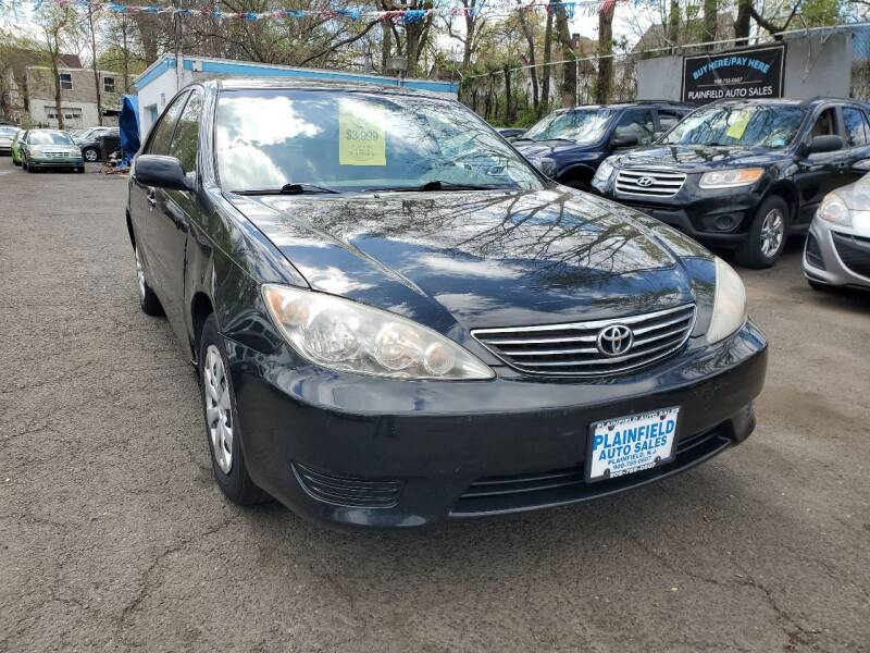 2006 Toyota Camry for sale at New Plainfield Auto Sales in Plainfield NJ